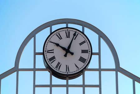 A clock Stock Photo - 2878699