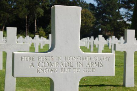 Memories of World War 2 in Normandy France