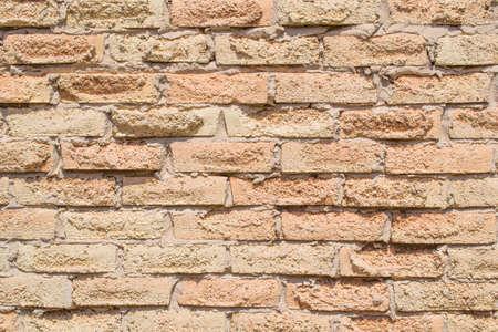 Rough grunge brick pattern