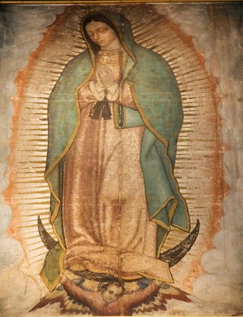 Virgin Mary Guadalupe