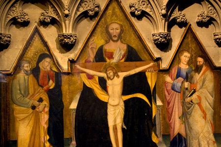 espiritu santo: Esp�ritu Santo Cristo Pintura Trinidad Iglesia Episcopal la ciudad de Nueva York la Iglesia de Inglaterra