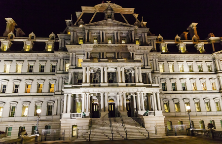 eisenhower: Old Executive Office Building Dwight Eisenhower Building, Vice President Editorial