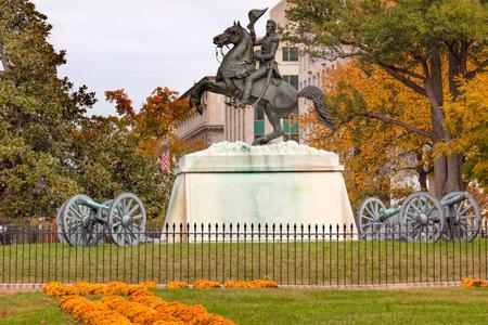 andrew: Andrew Jackson Statue Canons President
