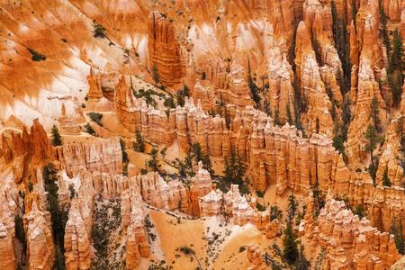 hoodoos: Amphitheater Hoodoos Bryce Point Bryce Canyon National Park Utah