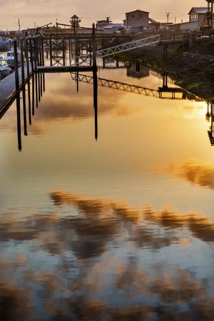 puget sound: Westport Sunset Grays Harbor Puget Sound Washington State Pacific Northwest