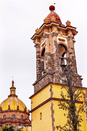 nuns: Dome Steeple Convent Immaculate Conception The Nuns San Miguel de Allende, Mexico. Convent of Immaculate Conception was created in 1754.
