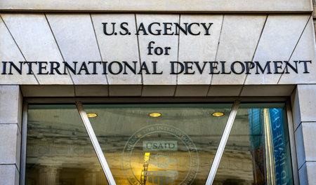 US Agency International Development AID Ronald Reagan International Trade Building Washington DC
