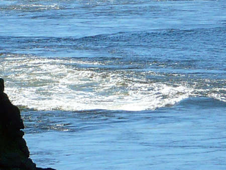 whitewater river rapids Stock fotó