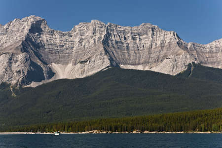 Cascade Mountain - Banff National Park - Alberta - Canada