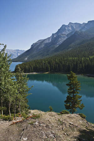 Two Jack Lake - Banff National Park - Alberta - Canada