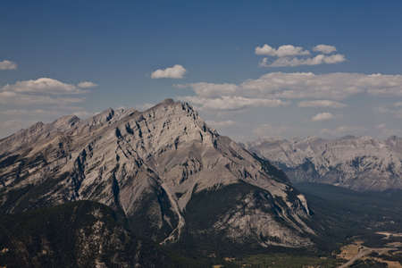 Banff - Banff National Park - Alberta - Canada