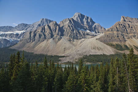 Canadian Rockies - Jasper National Park - Alberta - Canada