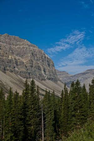 Canadian Rockies - Jasper National Park - Alberta - Canada Stock Photo - 6751446