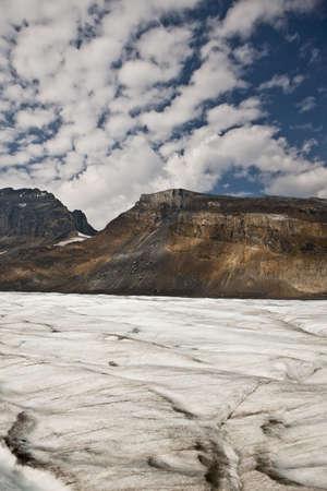 Columbia Glacier - Jasper National Park - Alberta - Canada Stock Photo - 6751670