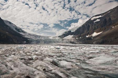 Columbia Icefield - Jasper National Park - Alberta - Canada