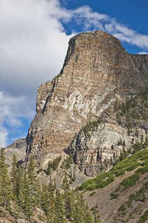Canadian Rockies - Banff National Park - Alberta - Canada Stock Photo