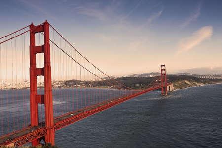 Golden Gate Bridge - San Francisco 版權商用圖片