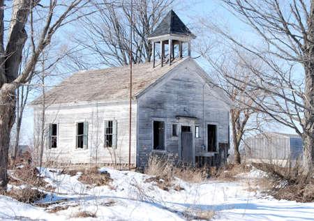 schoolhouse: Old Schoolhouse