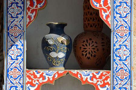 ceremic: image show handmade turkish vase