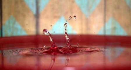 Droplets Фото со стока