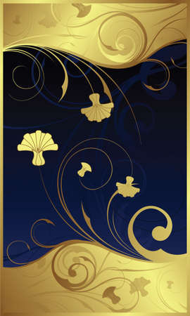 Swirl Floral 1-3 Stock Vector - 3106193