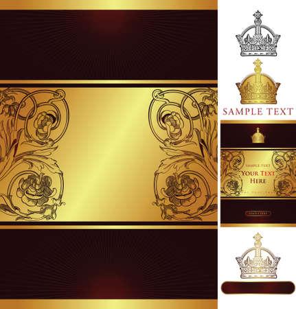 elegance design background Stock Vector - 3124208