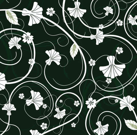 floral background Stock Vector - 3128926