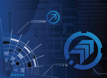 technology Stock Vector - 3208056