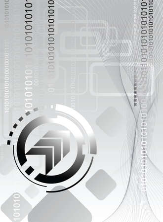 technology Stock Vector - 3221989