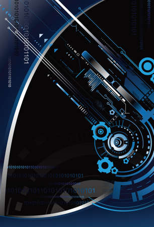 technology Stock Vector - 3221991