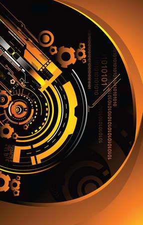 technology Stock Vector - 3243746
