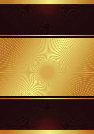 emit: Golden Background