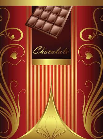 brown box: Cioccolato