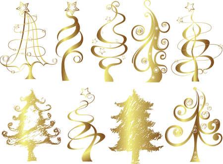 christmas tree Stock Vector - 3488131