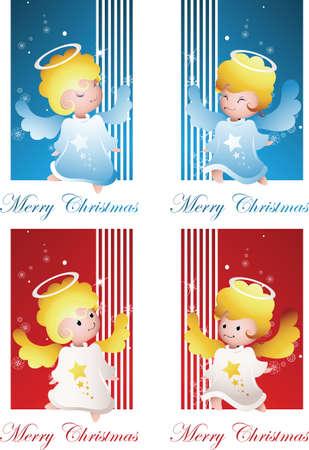 fairy angel  Vector