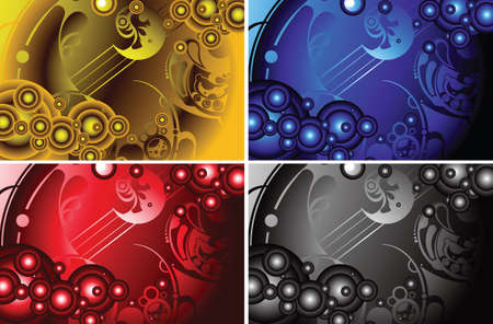 abstract design backgrounds Vector