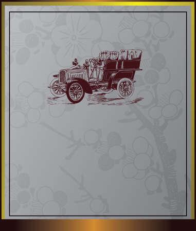 vintage design background Vector