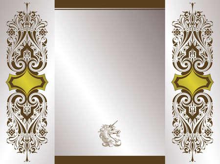 classic design background Stock Vector - 3750823