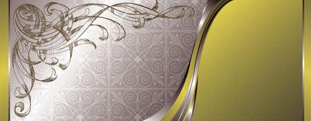 elegant design background Stock Vector - 3750819