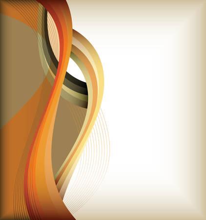 elegant vector: abstract design background 3 Illustration