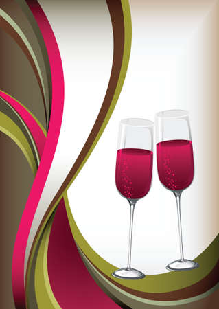 champagne Stock Vector - 4474241