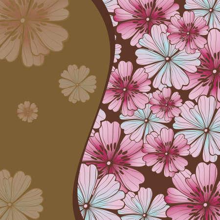 pink daisy: pink daisy Illustration