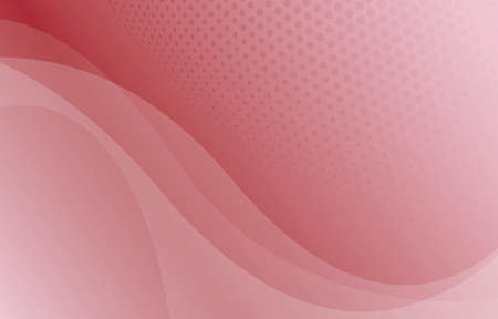 background vector: Abstract Curve