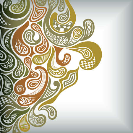 tones: Abstract Design Background