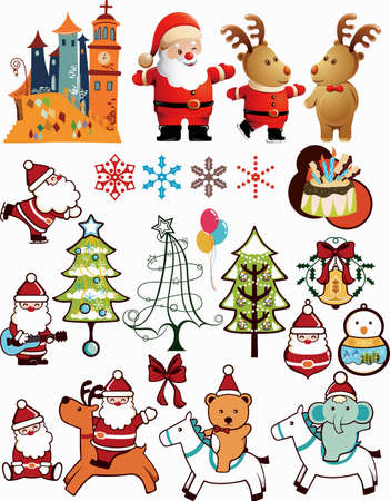 Christmas Design Elements 2 Stock Vector - 5910608