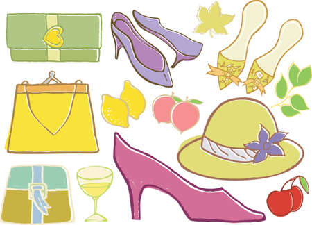 accessory: Shoes and Handbags