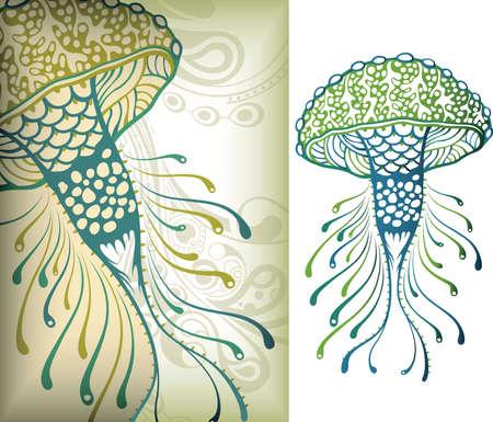 jellyfish: Marine Life 1