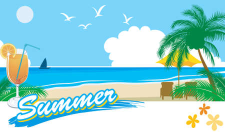 Summer Beach Vacation 2
