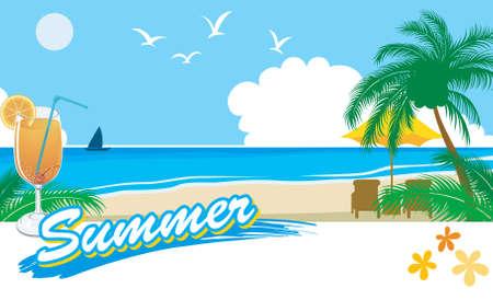 marine bird: Vacaciones de verano Beach 2