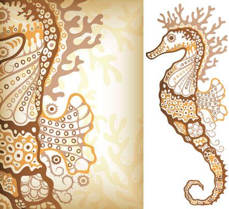 sea horse: Seahorse